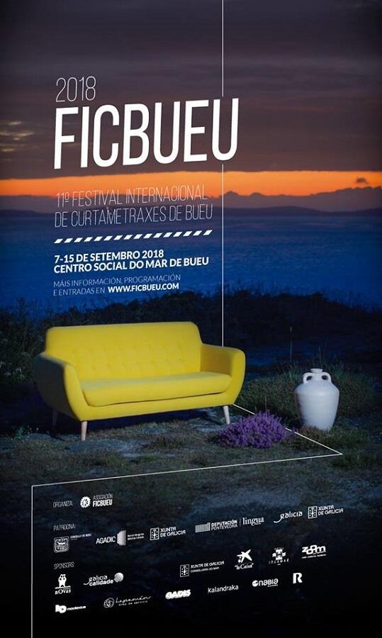 FICBUEU 2018, Festival Internacional de Curtametraxes