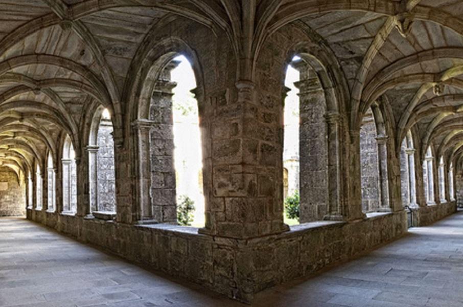 Monasterio de Armenteira. Meis