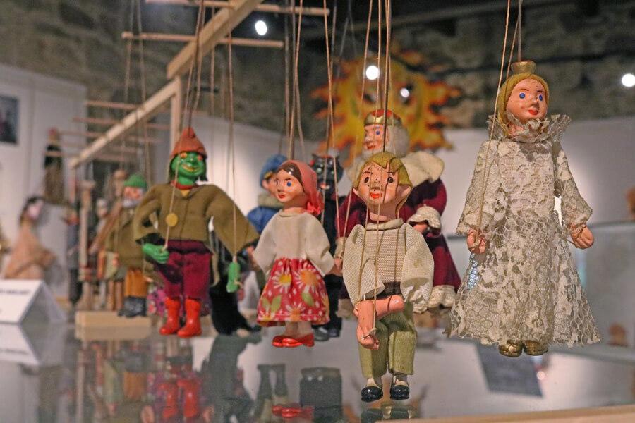 Museo Gallego de la Marioneta, Lalín