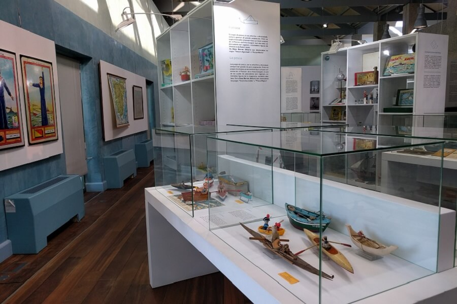 Museo del Mar de Galicia, Vigo