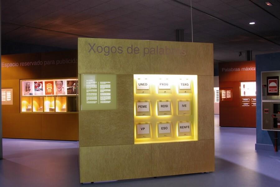 Museo Verbum, Casa das Palabras. Vigo