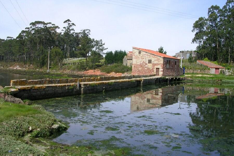 Museo del Molino de Mareas de A Seca en Cambados