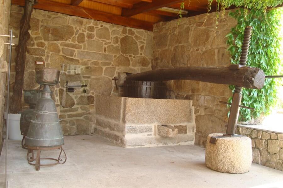 Museo Etnográfico y del Vino en Cambados