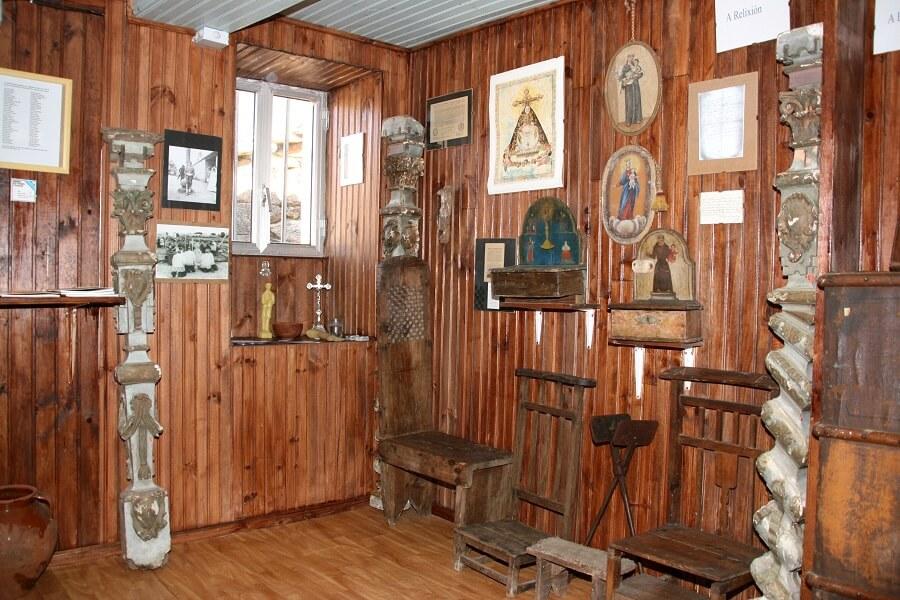 Centro Etnográfico de Terra de Montes, Forcarei