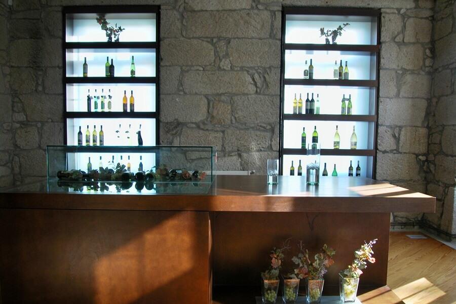 Centro de Interpretación del Vino y la Lamprea en Arbo