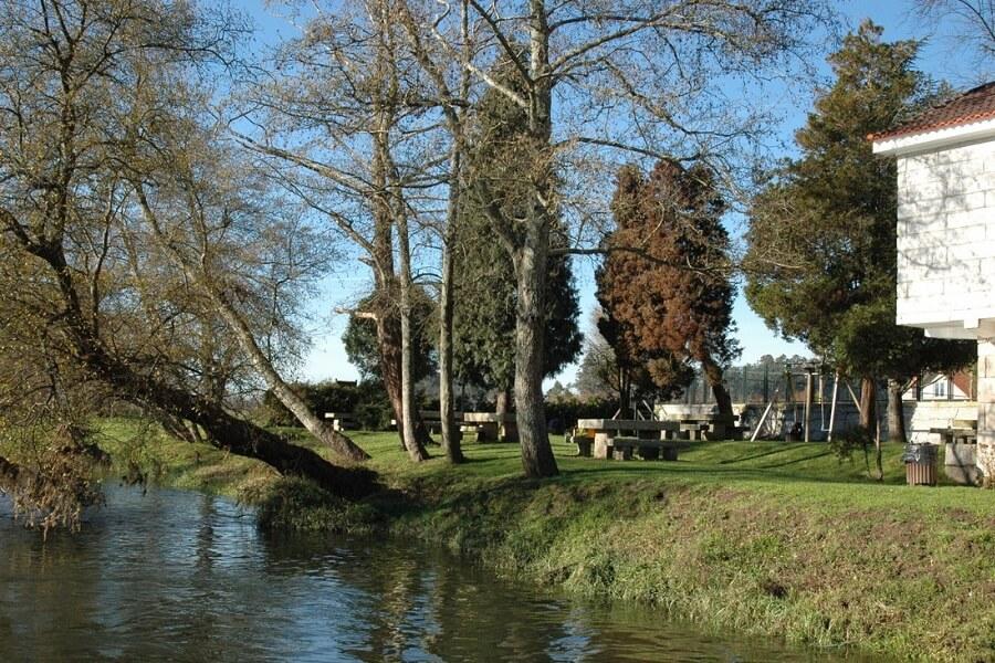 Centro de Interpretación Fluvial del Río Umia en Ribadumia