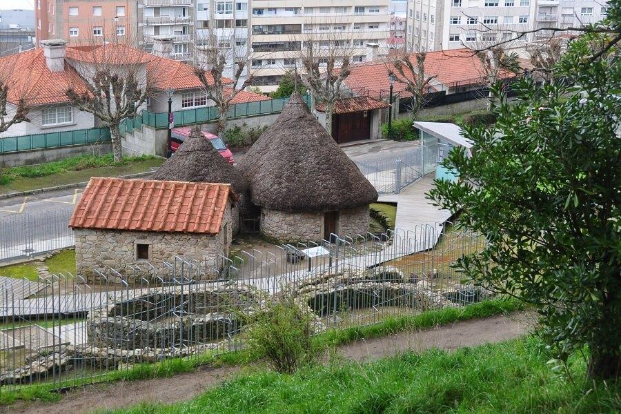 Centro de Interpretación de O Castro en Vigo