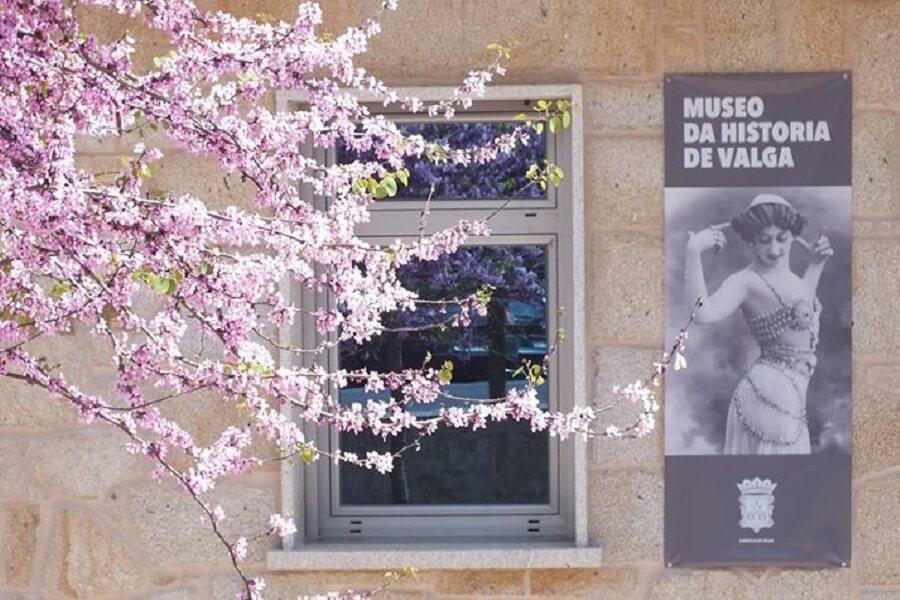Museo de la Historia de Valga. Casa Museo Bella Otero