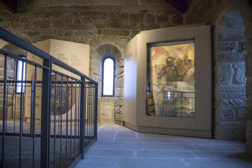 Museo del Castillo de Soutomaior