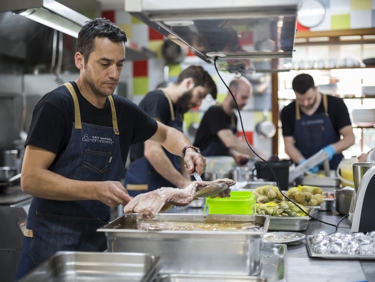 Yayo Daporta restaurante estrella Michelin