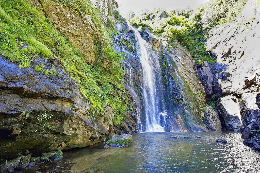 Cascada del río Toxa (Silleda)