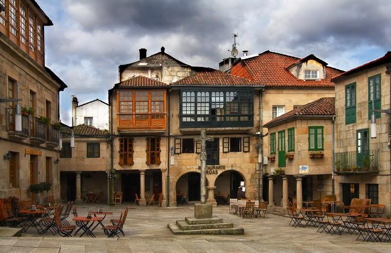 Conjunto Histórico - Artístico de Pontevedra - Turismo Rias Baixas